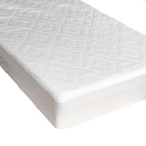 Prošívaný chránič matrace celokrycí 160 x 200 cm