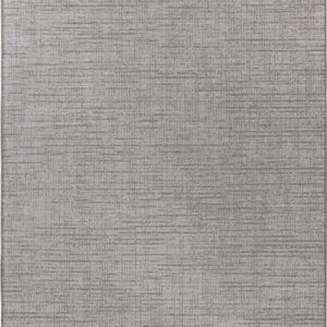 Šedý koberec vhodný do exteriéru Elle Decor Curious Lens