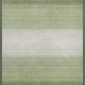 Zelený oboustranný koberec Narma Moka Olive